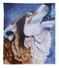 Howler Fleece Blanket