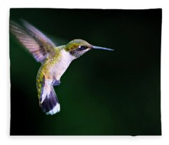 Hummer Ballet 2 Fleece Blanket