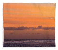 I'll Fly Away Fleece Blanket