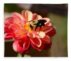 I'm On The New Pollen Diet Fleece Blanket