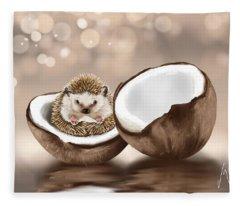 In The Coconut Fleece Blanket