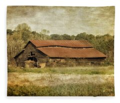 In The Country Fleece Blanket