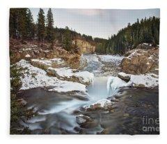 Banff Fleece Blankets