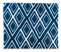 Pattern Fleece Blankets