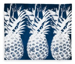Kitchen Art Fleece Blankets