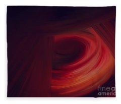 Inner Earth Fleece Blanket