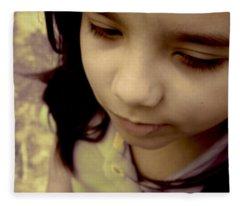 Innocence Fleece Blanket