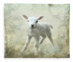 Innocent					 Fleece Blanket