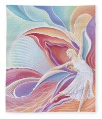 Kristine Izak Fleece Blankets