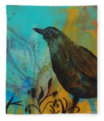 Interlude Fleece Blanket