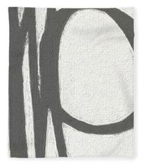 Intersection Fleece Blanket