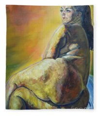 Irja Fleece Blanket