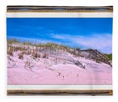 Island Inspiration Fleece Blanket