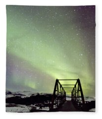 It Came Upon A Midnight Clear Fleece Blanket