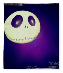 Jack Skellington Fleece Blanket