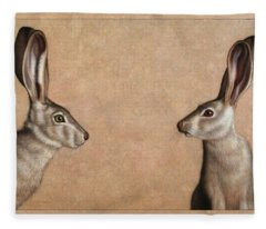 Jackrabbits Fleece Blanket