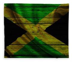 Jamaica Fleece Blanket