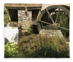 Jenney Mill Fleece Blanket