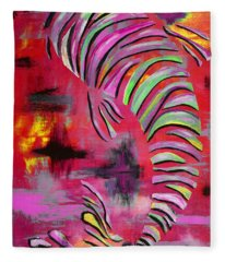 Jewel Of The Orient #2 Fleece Blanket