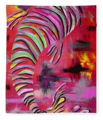 Jewel Of The Orient #3 Fleece Blanket