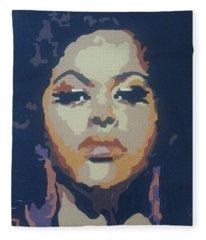 Jill Scott Fleece Blanket