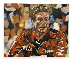 Jonny Wilkinson Fleece Blanket