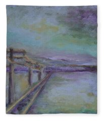 Journey Fleece Blanket