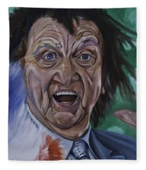 Ken Dodd Fleece Blanket