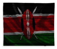 Kenya Fleece Blanket