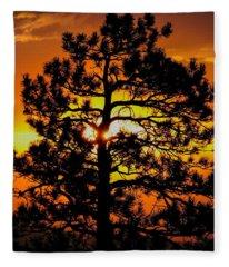 Keystone Pine Fleece Blanket