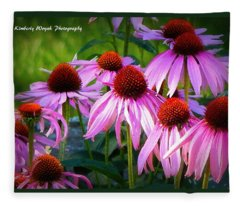 Kissed By Sunlight Fleece Blanket