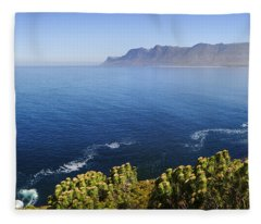 Kogelberg Area View Over Ocean Fleece Blanket