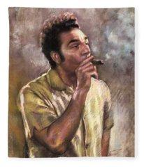 Kramer Fleece Blanket