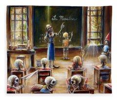 La Maestra Fleece Blanket