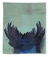 La Marguerite - 046143067-c3f1a Fleece Blanket