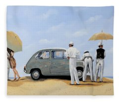 La Seicento Fleece Blanket
