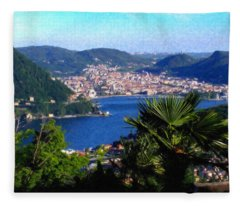 Lake Como Itl7724 Fleece Blanket