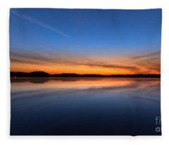 The Sky Is The Limit Fleece Blanket