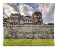 Lambert Castle Fleece Blanket
