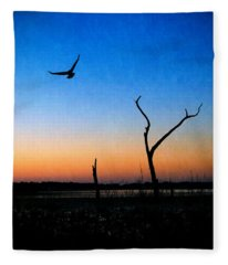 Last Light Fleece Blanket