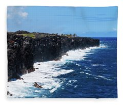 Lava Shore Fleece Blanket