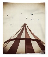 Le Carnivale Fleece Blanket