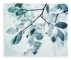 Nature Photographs Fleece Blankets
