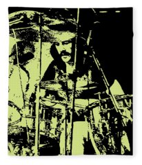 Led Zeppelin No.05 Fleece Blanket