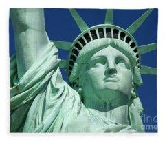Liberty Fleece Blanket