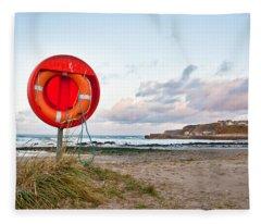 Lifebuoy Fleece Blanket