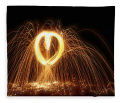 Light My Fire Fleece Blanket
