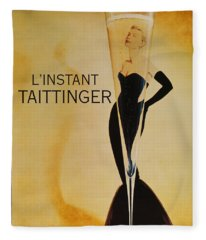 Taittinger Fleece Blankets