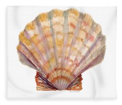 Lion's Paw Shell Fleece Blanket
