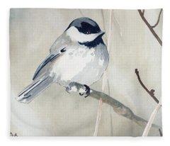 Little Bird Fleece Blanket